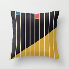 Abstract #83 Throw Pillow