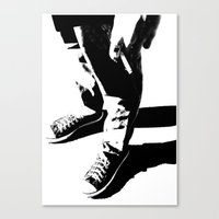 Indie Rock Canvas Print