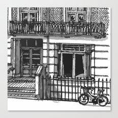 METROLAND Canvas Print