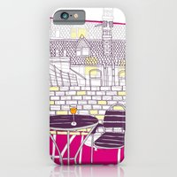 iPhone & iPod Case featuring A perfect day  by bluebutton studio