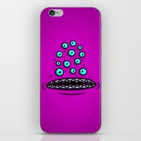 JUST LOOKING iPhone & iPod Skin