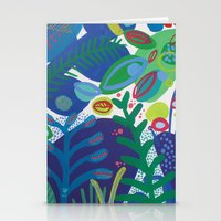 Secret Garden III Stationery Cards