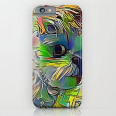 Colorful Angie iPhone 6 Slim Case