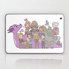 Dragon Age - Origins Companions Laptop & iPad Skin
