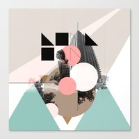 Locals Only - London - U… Canvas Print