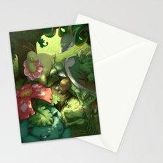 Solar Beam Stationery Cards