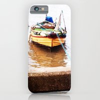 iPhone & iPod Case featuring Little Boat by Serena Harker