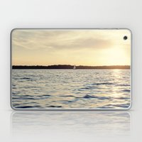 Sailing On The Lake Laptop & iPad Skin