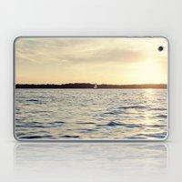 Sailing On The Lake Laptop & iPad Skin