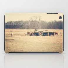 Stand out from the Crowd iPad Case