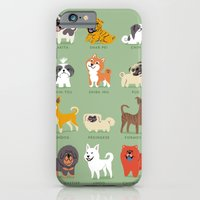 ASIAN DOGS iPhone 6 Slim Case