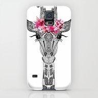 iPhone & iPod Case featuring FLOWER GIRL by Monika Strigel