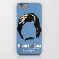 Brian Fantana: Reporter iPhone 6 Slim Case
