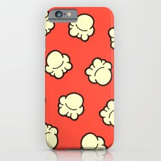 Popcorn Pattern iPhone 6 Slim Case
