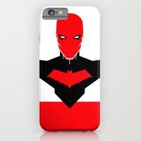 RED HOOD iPhone 6 Slim Case