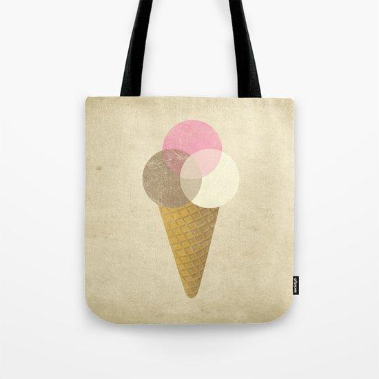 Ice Cream Venndor Tote Bag