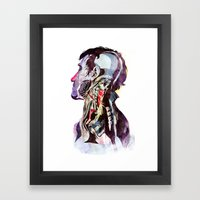 Anatomy [Quain] 2 Framed Art Print