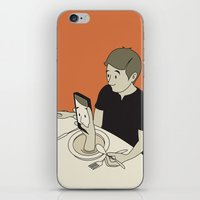 Foodporn iPhone & iPod Skin