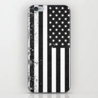 American Flag Urban iPhone & iPod Skin