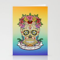 There Is More Time Than … Stationery Cards