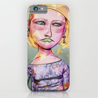 iPhone & iPod Case featuring Shatter by Danielle Feigenbaum