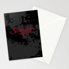 Harry Potter Curses: Sectumsempra Stationery Cards