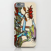 iPhone & iPod Case featuring Her Flower Power by Amos Duggan
