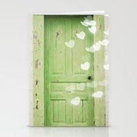 Forgotten Dreams Stationery Cards