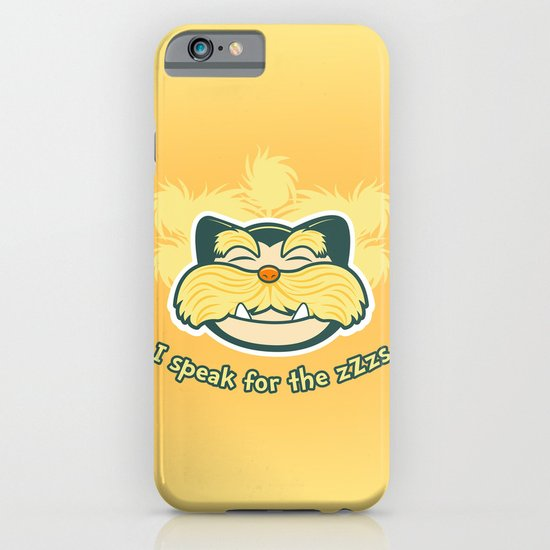 I am the Snorax iPhone & iPod Case