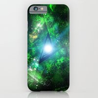 iPhone & iPod Case featuring Green Gate by Tobia Crivellari
