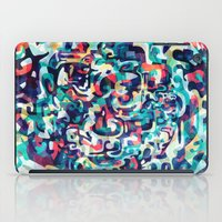 I Love Everything About You iPad Case