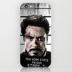 Tony Stark jailed Slim Case iPhone 6s