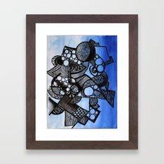 High Tides Framed Art Print