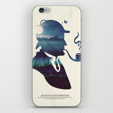 Sherlock - The Hound of the Baskervilles iPhone & iPod Skin