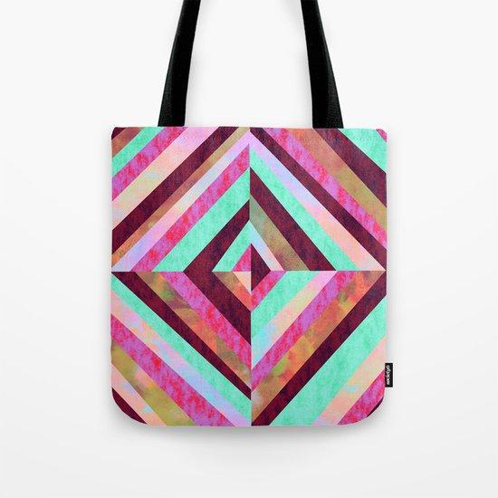 PATTERN {Diamond 001} Tote Bag