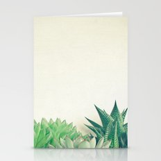 Succulent Forest Stationery Cards