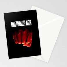 One Punch-Man 1 Stationery Cards