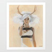 Kato Art Print