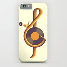 Retro Sound Slim Case iPhone 6s