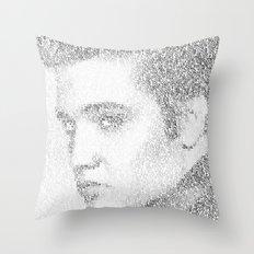 Elvis: Suspicious Minds Throw Pillow