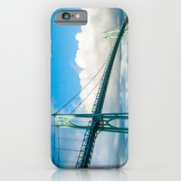 St. Johns Bridge iPhone 6 Slim Case