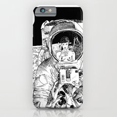 asc 333 - La rencontre rapprochée ( The close encounter) iPhone 6 Slim Case
