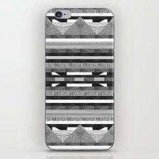 DG Aztec No.2 Monotone iPhone & iPod Skin