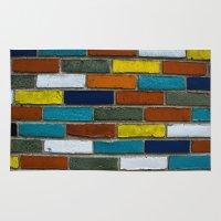 Color Wall Rug