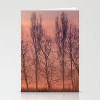 Beyond The Dawn Stationery Cards