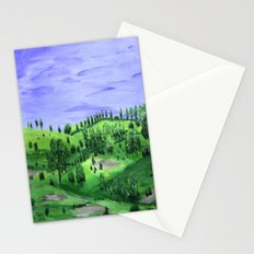 Green Hill Stationery Cards