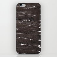 Scratch iPhone & iPod Skin