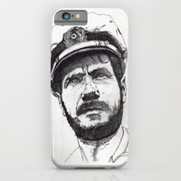 iPhone & iPod Case featuring Das Boot by Paul Nelson-Esch /Expeditionary Club
