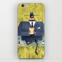 Pigeon Attack! iPhone & iPod Skin