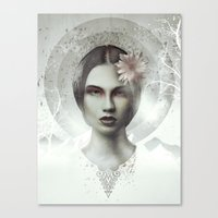 Gaia: The Earth Goddess Canvas Print